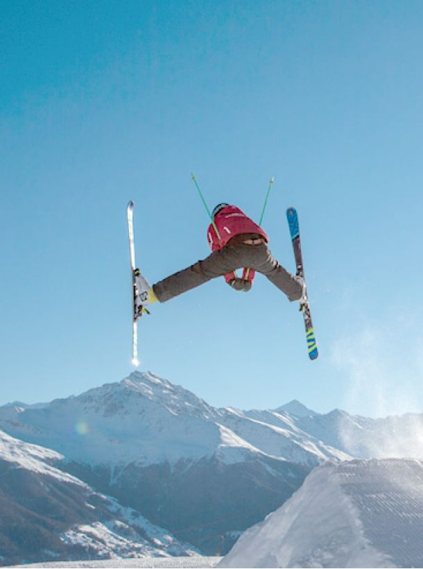 Lessons that take you to new heights Swiss ski school Veysonnaz